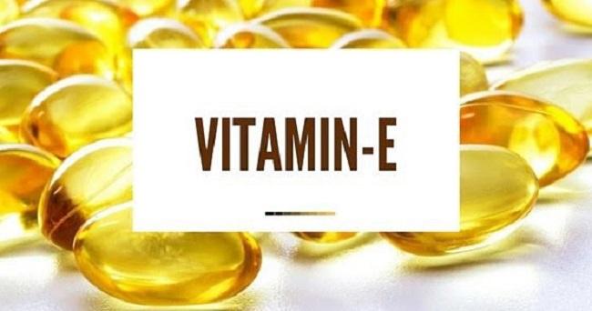 Uống Vitamin E buổi sáng hay tối