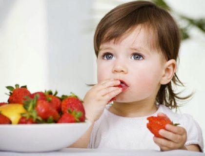 Trẻ 7 tháng tuổi ăn được những gì