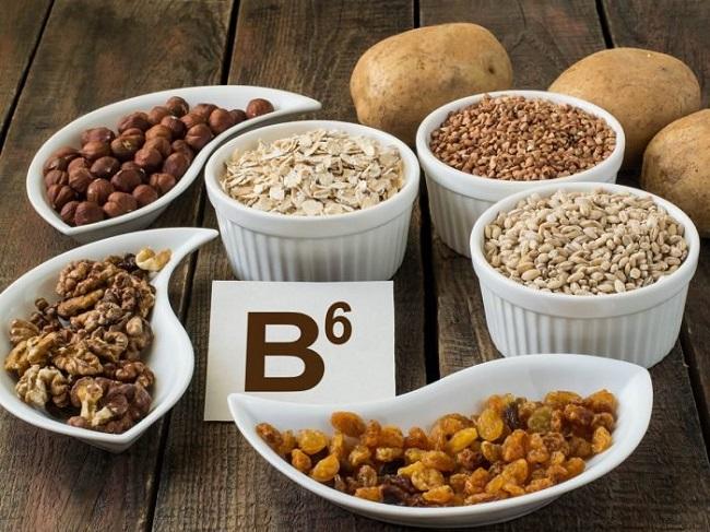 Vitamin B6 có trong thực phẩm nào?