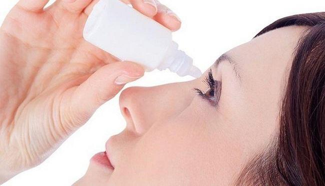 Thuốc Nhỏ Mắt Trị đau Mắt đỏ