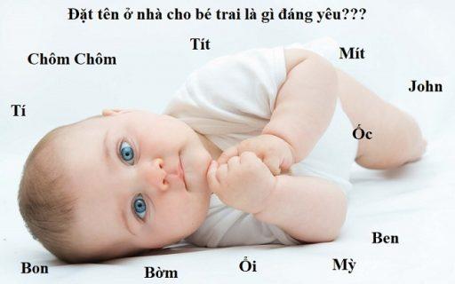 Dat Ten Goi O Nha Cho Be Trai Cuc De Thuong 1