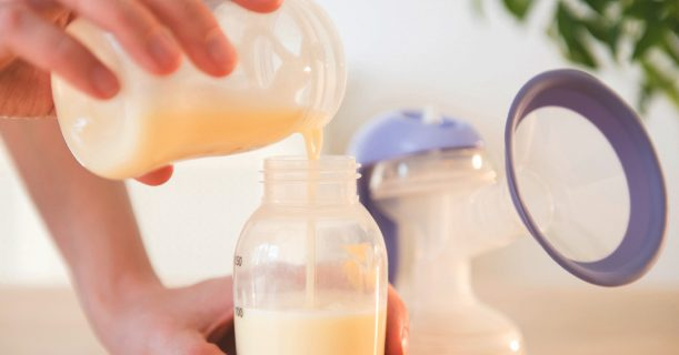 Sữa Mẹ Rã đông để được Bao Lâu 3