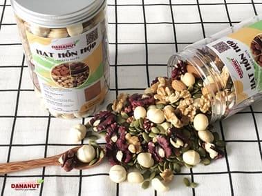Mix Nut Là Gi